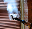 tips on how to clean blinds properly with the jetSteam or jetVac and dedicated accessories