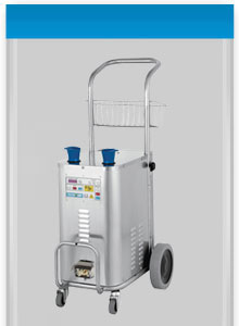 Bacchus Dynamic- Mono Phase or Three Phase Cleaning Machine