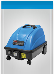 compact industrial steam cleaning equipment- JetSteam Maxi
