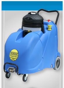 heavy duty cleaning machine, designed for intense applications.
