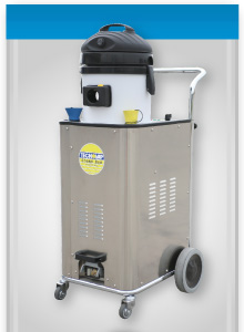 steambox- powerful 10 bar cleaning equipment for heavy use