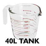 steambox 40 litre tank, for all-day cleaning power