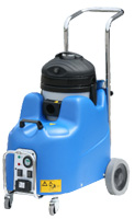 Jetvac Maxi- an industrial steam cleaning machine ideal for sanitising and maintaining hygiene within cheese factories