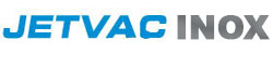 Jetvac Inox compact stainless steel steam vac machine
