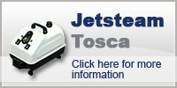 Domestic Cleaning with Jetsteam Tosca