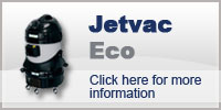 Domestic Cleaning with Jetvac Eco