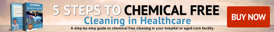 5 Steps to Chemical Free Cleaning promotion