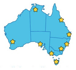 Tecnovap distributors across all states in Australia Wide